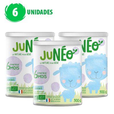 Juneo Brebis Promoción 6 Unidades